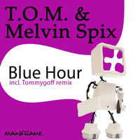 Thumbnail for the Melvin Spix - Blue Hour link, provided by host site