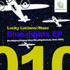 Thumbnail for the Lucky Luciano - Blue Nights link, provided by host site