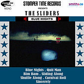 Thumbnail for the The Sliders - Blue Nights link, provided by host site