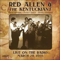 Thumbnail for the Red Allen - Bluegrass Country Intro link, provided by host site