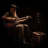 Thumbnail for the Seasick Steve - Blues In Mono link, provided by host site