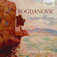 Thumbnail for the Dušan Bogdanović - Bogdanovic: Guitar Music link, provided by host site