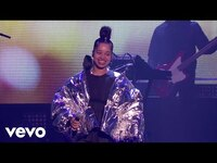 Thumbnail for the Ella Mai - Boo'd Up (Live From Dick Clark's New Year's Rockin Eve/2018) link, provided by host site