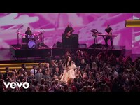 Thumbnail for the Ella Mai - Boo'd Up (Live From The AMAs / 2018) link, provided by host site