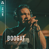 Thumbnail for the Boogat - Boogat on Audiotree Live link, provided by host site