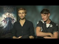 Thumbnail for the Douglas - Booth and Matt Smith on who's grumpy in the mornings link, provided by host site