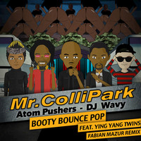 Thumbnail for the Mr. Collipark - Booty Bounce Pop - Fabian Mazur Remix link, provided by host site