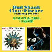 Thumbnail for the Clare Fischer - Bossa Nova Jazz Samba + Brasamba! (Bonus Track Version) link, provided by host site