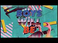 Thumbnail for the Dua Lipa - Boys Will Be Boys link, provided by host site
