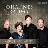 Thumbnail for the Johannes Brahms - Brahms: Complete String Quintets link, provided by host site