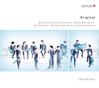 Thumbnail for the Jan Koetsier - Brass Symphony, Op. 80: II. Larghetto link, provided by host site