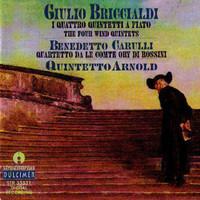 Thumbnail for the Giulio Briccialdi - Briccialdi: I Quattro Quintetti a Fiato; Benedetto Carulli: Quartetto da le Comte Ory di Rossini link, provided by host site