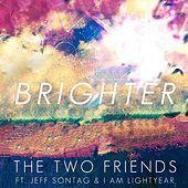 Thumbnail for the Two Friends - Brighter (Original Mix) link, provided by host site