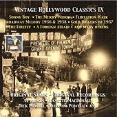 Thumbnail for the Eleanor Powell - Broadway Melody of 1936: I've got the feelin' you're foolin' link, provided by host site