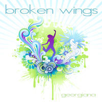 Thumbnail for the Georgiana - Broken Wings link, provided by host site