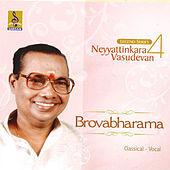 Thumbnail for the Neyyattinkara Vasudevan - Brovabharama link, provided by host site