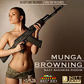 Thumbnail for the Munga - Browning link, provided by host site