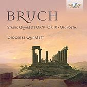 Thumbnail for the Diogenes Quartet - Bruch: Complete String Quartets link, provided by host site