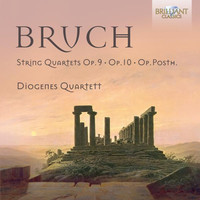 Thumbnail for the Max Bruch - Bruch: Complete String Quartets link, provided by host site