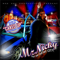 Thumbnail for the Mz Nicky - Caked Up link, provided by host site