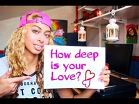 Calvin harris disciples how deep is your love cover thumb