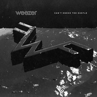 Thumbnail for the Weezer - Can't Knock The Hustle link, provided by host site