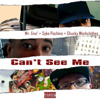 Thumbnail for the Mr. Envi' - Can't See Me link, provided by host site