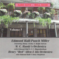 "Thumbnail for the Henry ""Red"" Allen - Canal Street Blues link, provided by host site"