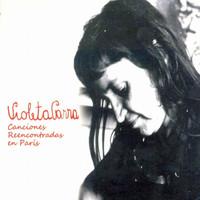 Thumbnail for the Violeta Parra - Canciones Reencontradas en París link, provided by host site