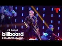 Thumbnail for the Rauw Alejandro - Canta 'Todo de ti' | Premios Billboard 2021 | Telemundo Entretenimiento link, provided by host site