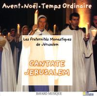Thumbnail for the Les Fraternités Monastiques De Jérusalem - Cantate Jerusalem: Avent, Noël & Temps Ordinaire link, provided by host site