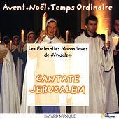 Thumbnail for the Les Fraternités Monastiques De Jérusalem - Cantate Jerusalem, Vol. 1: Temps de l'Avent, Temps de Noël & Temps Ordinaire link, provided by host site