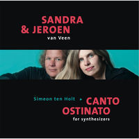 Thumbnail for the Sandra & Jeroen van Veen - Canto Ostinato for Synthesizers link, provided by host site