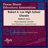 Thumbnail for the Robert E. Lee High School Chorale - Canzone villanesche all napolitana, Book 1: Vecchie letrose non valete niente link, provided by host site