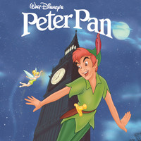 """Thumbnail for the The Jud Conlon Chorus - Captain Hook Never Breaks A Promise/The Elegant Captain Hook/A Little Surprise/Oh Tink/The Pen Or The Plank - From """"Peter Pan""""/Soundtrack Version link, provided by host site"""