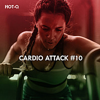 Thumbnail for the Hot-Q - Cardio Attack, Vol. 10 link, provided by host site