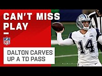 Thumbnail for the Dalton - Carves Up a Tasty Sideline TD to Amari Cooper link, provided by host site
