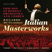 Thumbnail for the Chicago Symphony Orchestra - Cavalleria rusticana: Intermezzo link, provided by host site