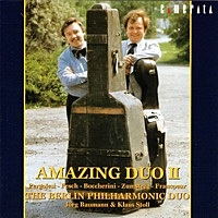 Thumbnail for the Jörg Baumann - Cello Sonata in E Major: I. Adagio cantabile link, provided by host site