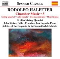 Thumbnail for the Francisco Jose Segovia - Cello Sonata, Op. 26: II. Tempo de Siciliana link, provided by host site