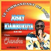 Thumbnail for the Josky Kiambukuta - Chandra, vol. 1 (Le commandant de bord Djo Sex) link, provided by host site