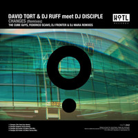 Thumbnail for the David Tort - Changes (Remixes) link, provided by host site