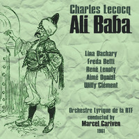 Thumbnail for the Marcel Cariven - Charles Lecocq: Ali Baba (1961) link, provided by host site