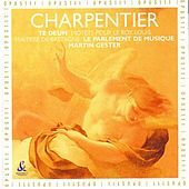 Thumbnail for the Arnaud Marzorati - Charpentier: Te deum & motets pour le Roy Louis link, provided by host site