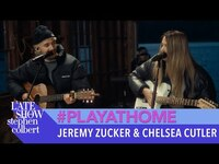 "Thumbnail for the Jeremy Zucker - & Chelsea Cutler ""emily"" link, provided by host site"
