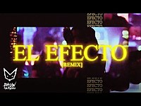 Thumbnail for the Rauw Alejandro - ❌Chencho Corleone El Efecto RMX (VIDEO LYRIC) link, provided by host site