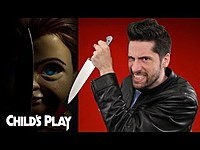 Thumbnail for the Jeremy Jahns - Child's Play - Movie Review link, provided by host site