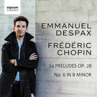 Thumbnail for the Frédéric Chopin - Chopin: Prelude No. 6 in B Minor, Op. 28 link, provided by host site
