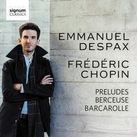 Thumbnail for the Frédéric Chopin - Chopin: Preludes / Berceuse / Barcarolle link, provided by host site