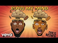 Thumbnail for the Davido - Blow My Mind link, provided by host site